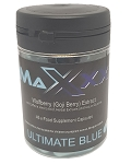 MaXXX Ulitimate Blue : 45 Capsule Bottle