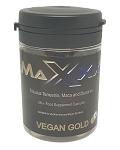 MaXXX Vegan Gold : 28 Capsule Bottle